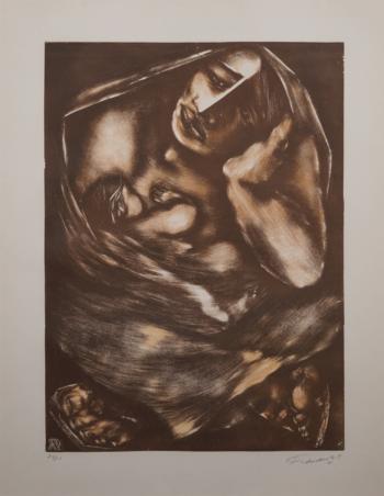 Pompeyo Audivert - Maternidad