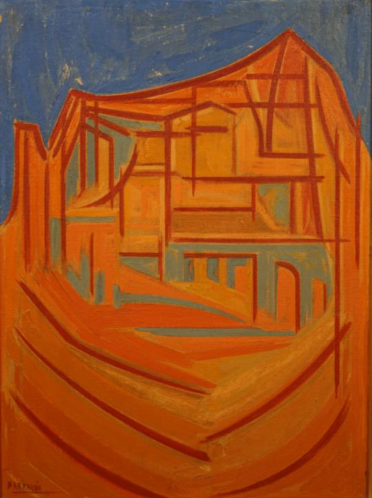 Luis Barragán - Composición