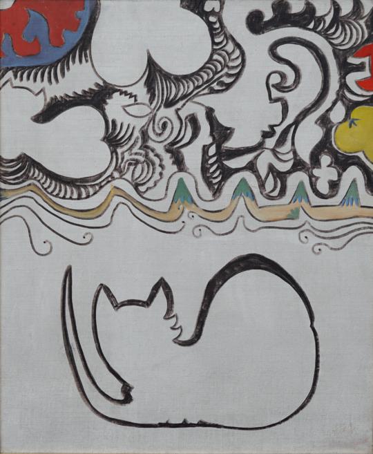 Nelson Blanco - La forma del gato
