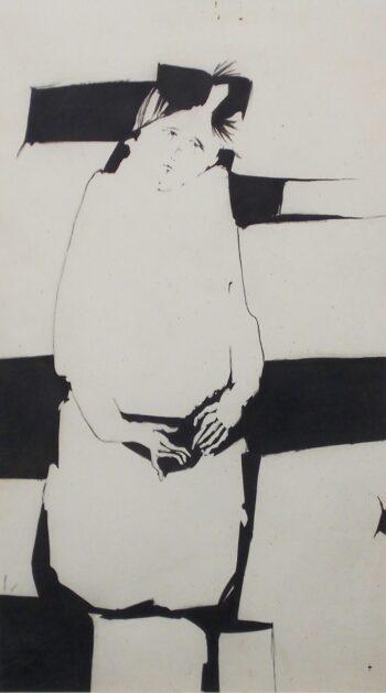 Juan Batlle Planas - Figura femenina