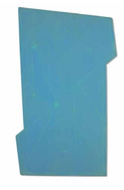 Carmelo Arden Quin - Formeu Bleu