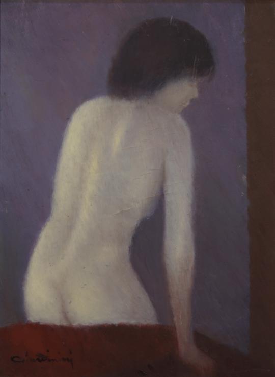 Juan Giardineri - Torso (Desnudo)