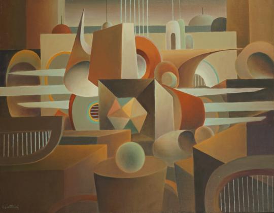 Juan Giardineri - Composición