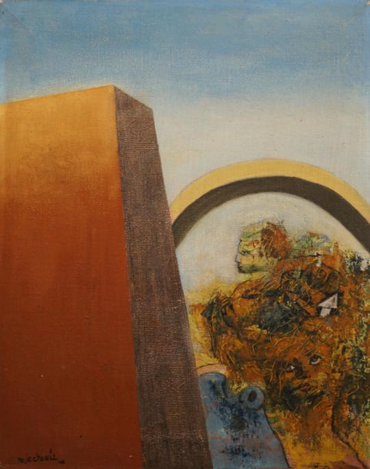 Noé Nojechowicz - El arco