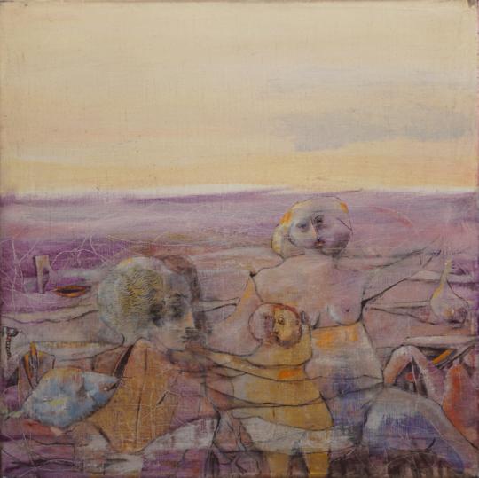 Noé Nojechowicz - Figuras en el paisaje