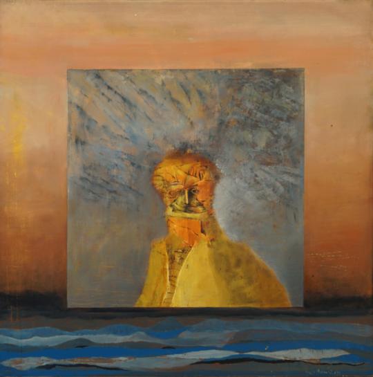 Noé Nojechowicz - Retrato imaginario de Lautreamont