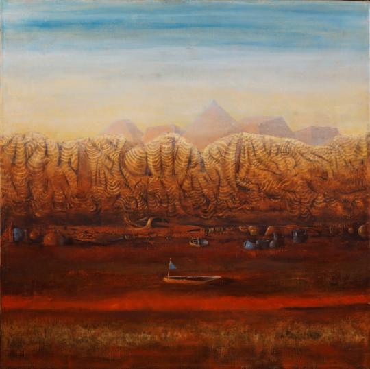 Noé Nojechowicz - Tierra Baldía