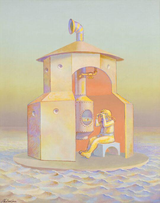 Néstor Cruz - Observatorio filosofal