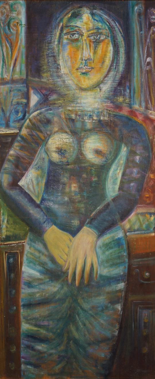 Leopoldo Presas - Figura femenina