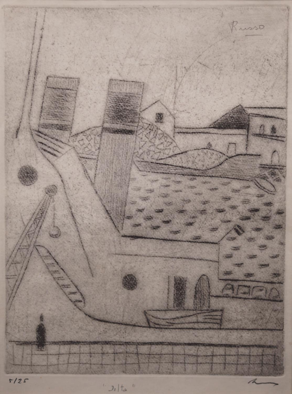 Raúl Russo - Delta