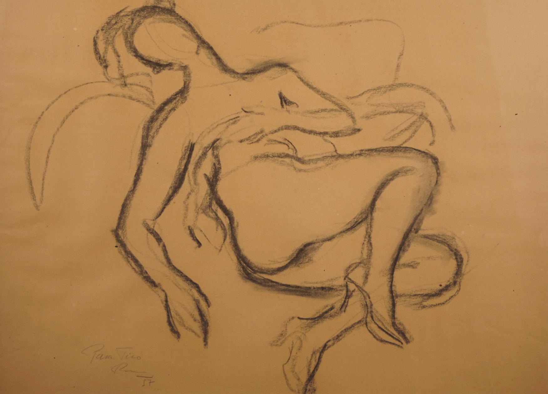 Raúl Russo - Desnudo