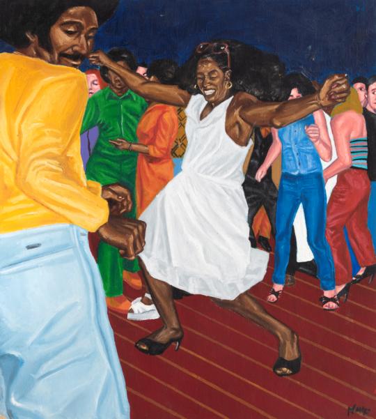 Ricardo Manzo - Dancing II