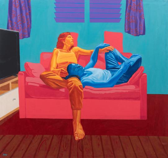Ricardo Manzo - El amor en color