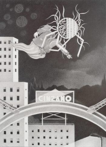 Blas Vidal - Simbiosis Lunar
